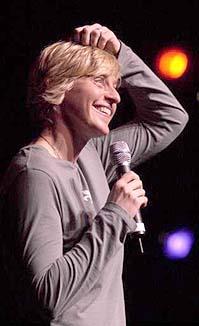 Ellen Degeneres Comedy Tour